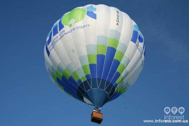 Полет на воздушном шаре в подарок тула